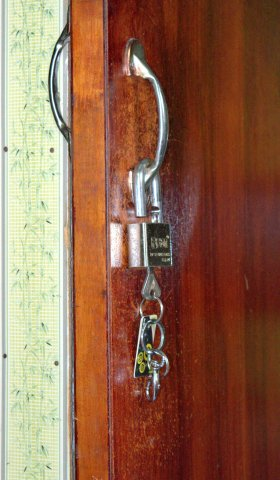 lock&key door