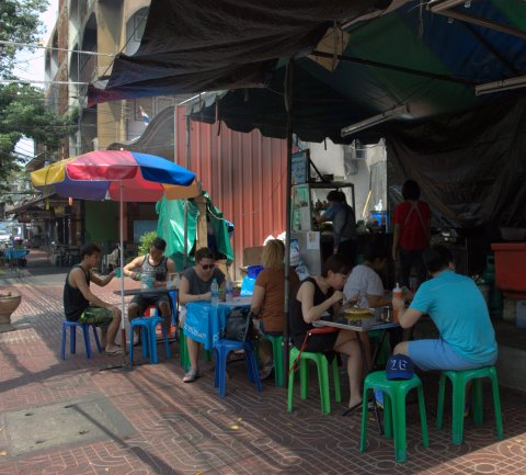 street food