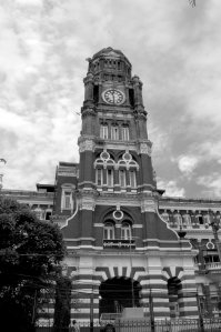 clock tower yangon