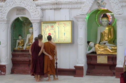 map shwedagon