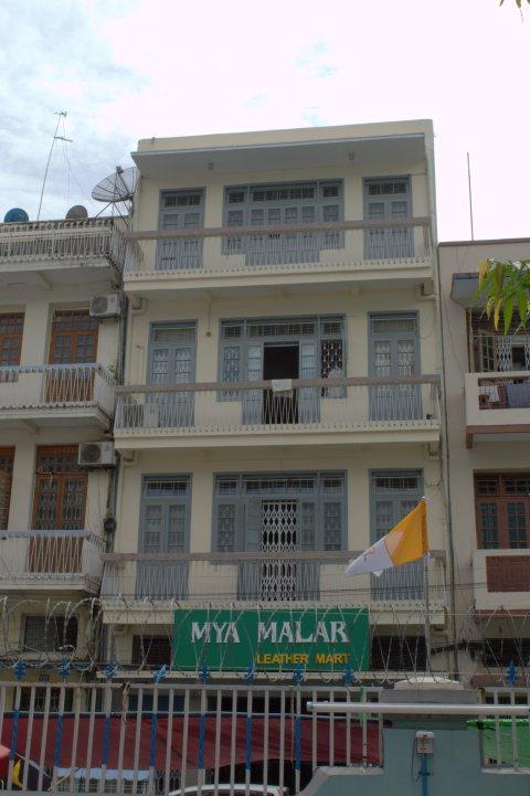 myanmar door