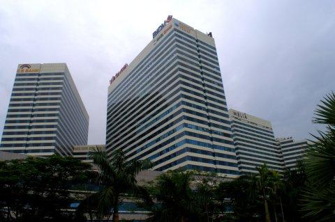 myanmar plaza