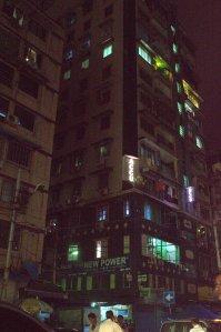 yangon apt downtown