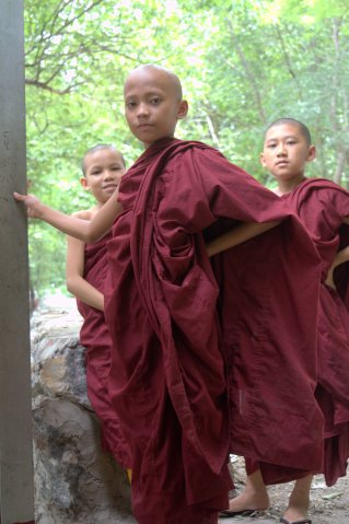 novices mandalay