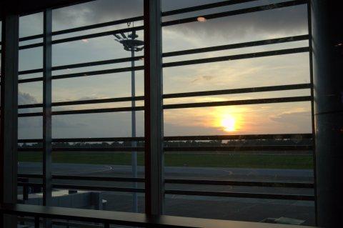 sunset YIA