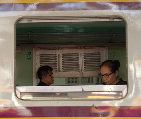 train-window